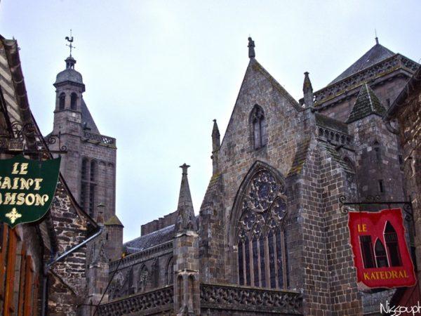 Dol de Bretagne, ville médiévale
