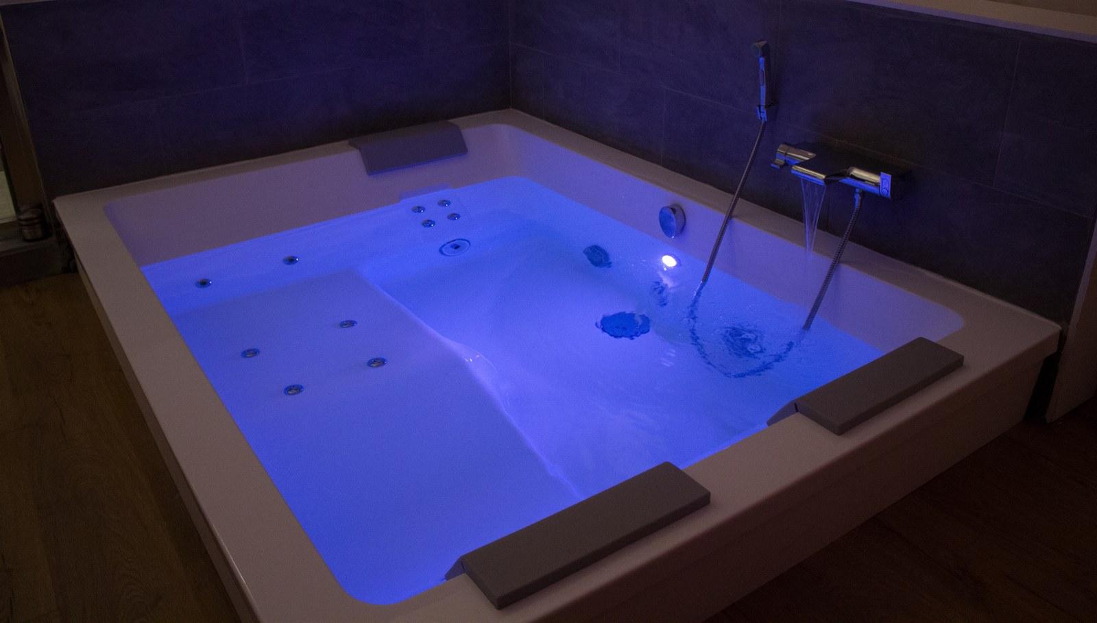 Gite avec spa en Bretagne